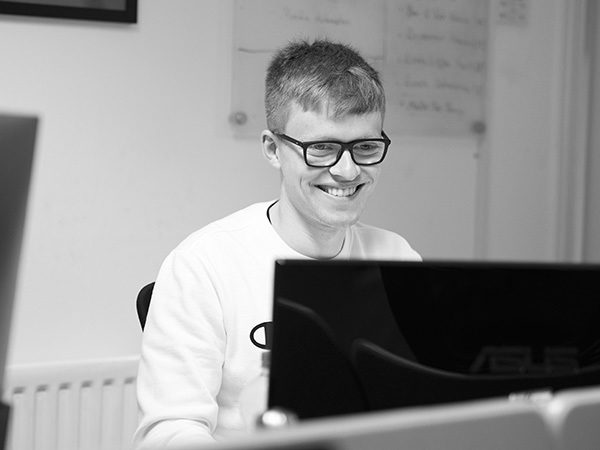 Ben - Junior Front-End Developer