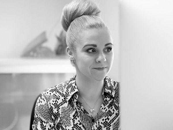 Hannah - Senior Designer