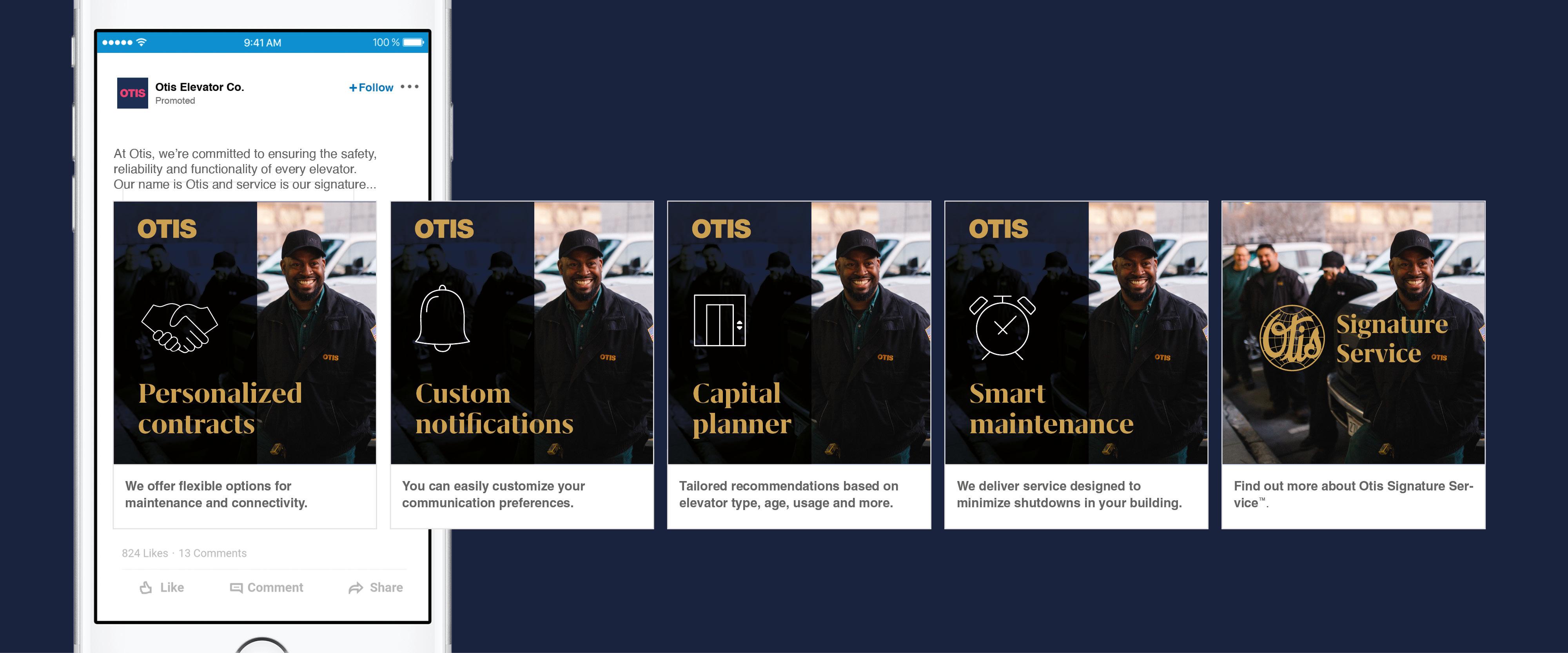Otis Signature Service